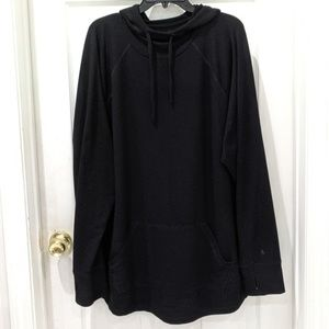 Torrid Active Pullover Hoodie in Black